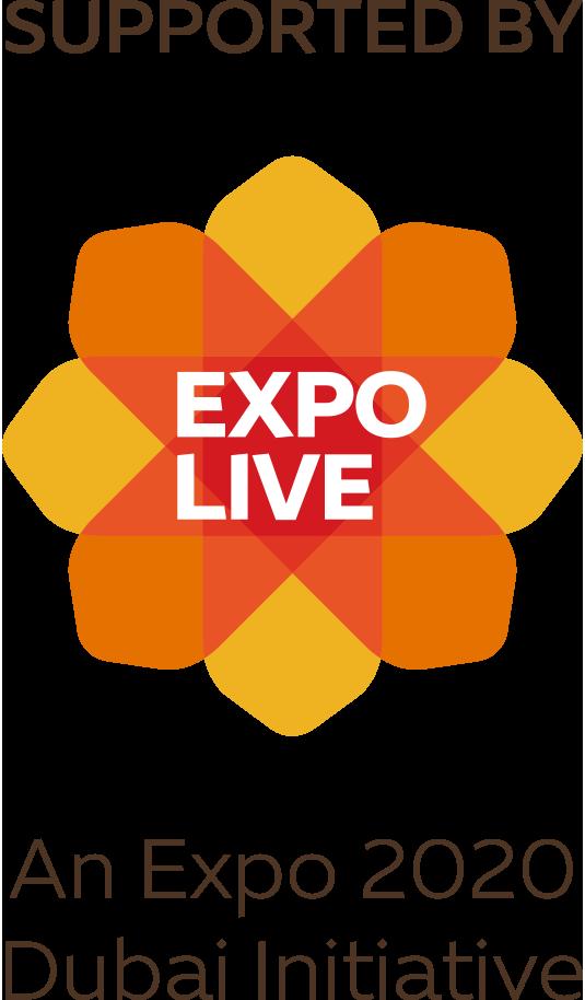 Logo de Expo Live