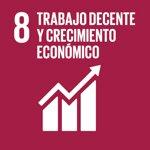 Imagen de ODS 8 Trabajo decente y crecimiento económico